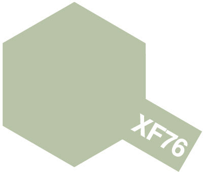 Tamiya Paint, 81776, XF-76, Gray Green (IJN)