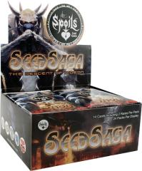 The Spoils: Seed Saga, The Descent of Gideon, Booster Box, AT-80080