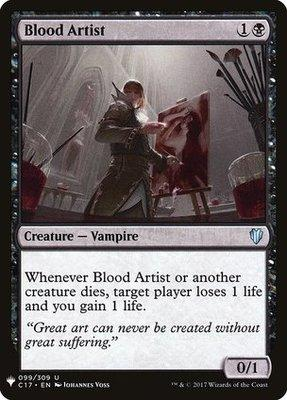 Magic: the Gathering Singles - Blood Artist