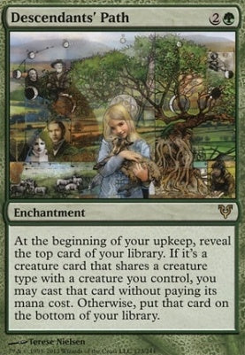 Magic: the Gathering Singles - Descendants' Path