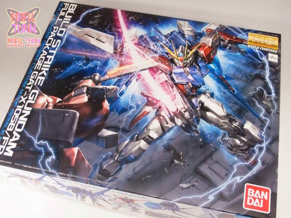 MG 1/100 Build Strike Gundam Full Package, Bandai Gunpla, 85183