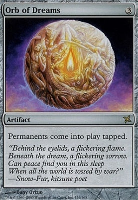 Magic: the Gathering Singles - Orb of Dreams
