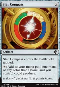 Magic: the Gathering Singles - Star Compass