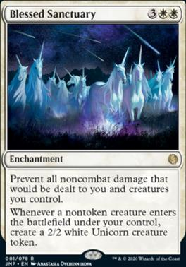 Magic: the Gathering Singles - Blessed Sanctuary