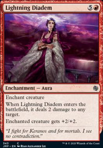 Magic: the Gathering Singles - LIghtning Diadem
