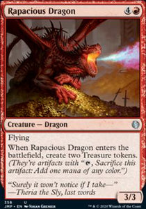 Magic: the Gathering Singles - Rapacious Dragon