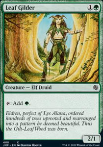 Magic: the Gathering Singles - Leaf Gilder