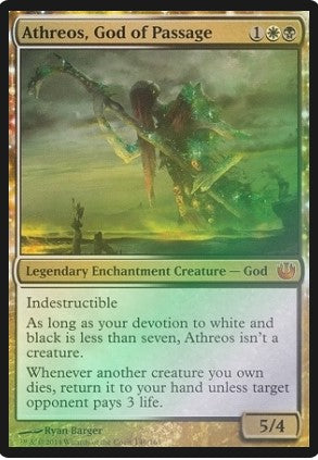 Magic: the Gathering Singles - Athreos, God of Passage (Foil)