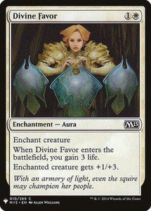 Magic: the Gathering Singles - Divine Favor
