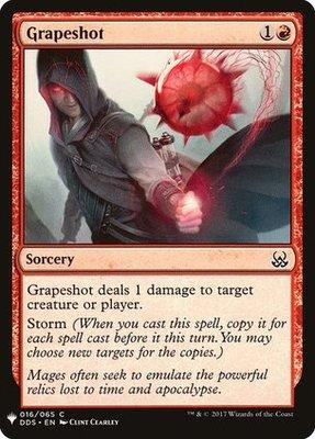 Magic: the Gathering Singles - Grapeshot