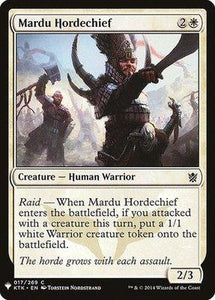 Magic: the Gathering Singles - Mardu Hordechief