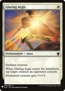 Magic: the Gathering Singles - Glaring Aegis