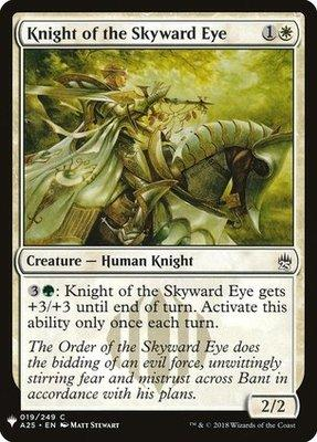 Magic: the Gathering Singles - Knight of the Skyward Eye