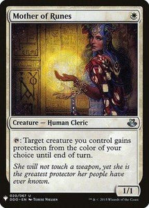 Magic: the Gathering Singles - Mother of Runes