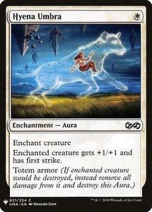Magic: the Gathering Singles - Hyena Umbra
