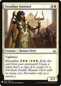 Magic: the Gathering Singles - Steadfast Sentinel