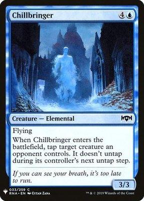 Magic: the Gathering Singles -Chillbringer