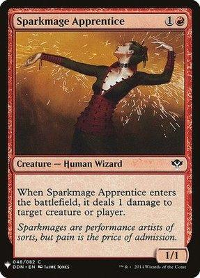 Magic: the Gathering Singles - Sparkmage Apprentice