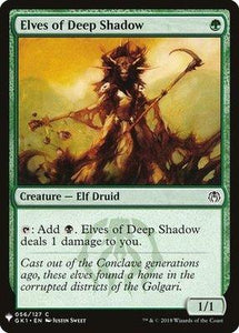 Magic: the Gathering Singles - Elves of Deep Shadow