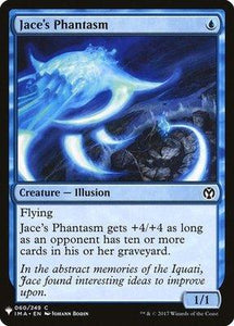 Magic: the Gathering Singles - Jace's Phantasm