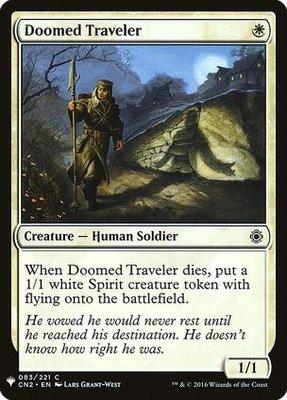 Magic: the Gathering Singles - Doomed Traveler