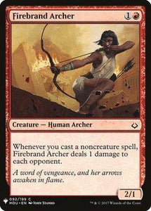 Magic: the Gathering Singles - Firebrand Archer