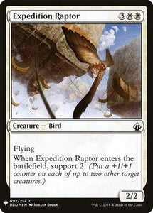 Magic: the Gathering Singles - Expedition Raptor