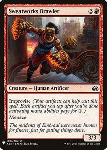 Magic: the Gathering Singles - Sweatworks Brawler