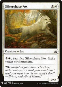 Magic: the Gathering Singles - Silverchase Fox