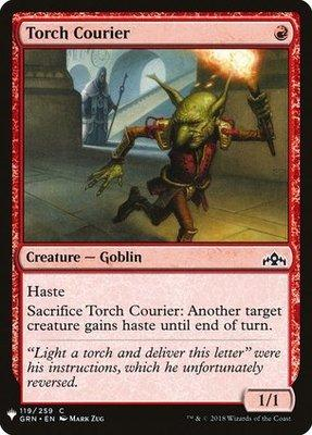 Magic: the Gathering Singles - Torch Courier