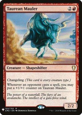 Magic: the Gathering Singles - Taurean Mauler