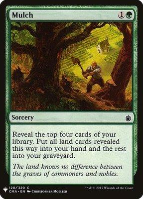 Magic: the Gathering Singles - Mulch