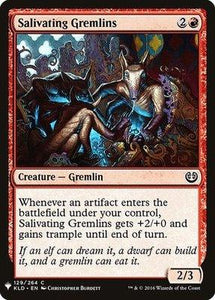 Magic: the Gathering Singles - Salivating Gremlins