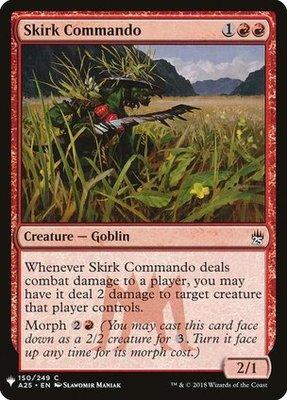 Magic: the Gathering Singles - Skirk Commando