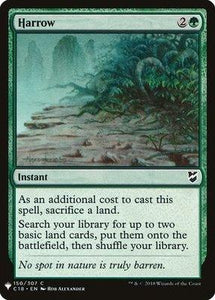 Magic: the Gathering Singles - Harrow