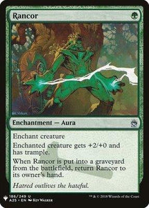 Magic: the Gathering Singles - Rancor