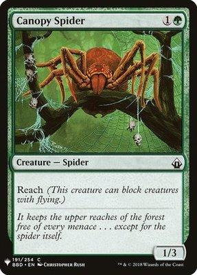 Magic: the Gathering Singles - Canopy Spider