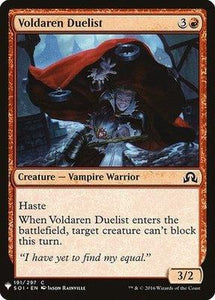 Magic: the Gathering Singles - Voldaren Duelist