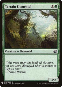 Magic: the Gathering Singles - Terrain Elemental