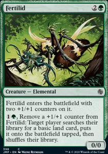 Magic: the Gathering Singles - Fertilid