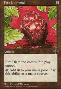 Magic: the Gathering Singles - Fire Diamond