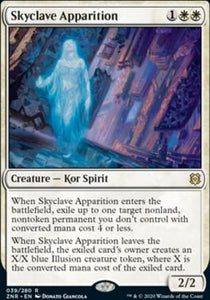 Magic: the Gathering Singles - Skyclave Apparition
