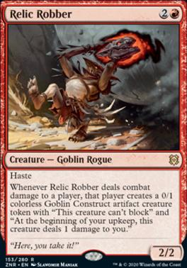 Magic: the Gathering Singles - Relic Robber