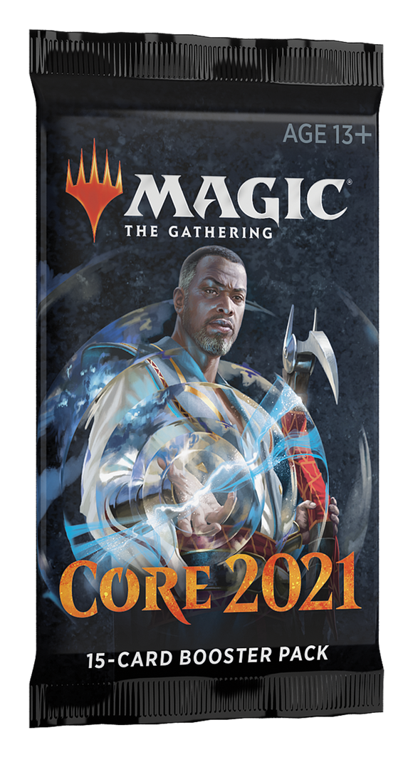 Magic: the Gathering, Core Set 2021 Booster Pack