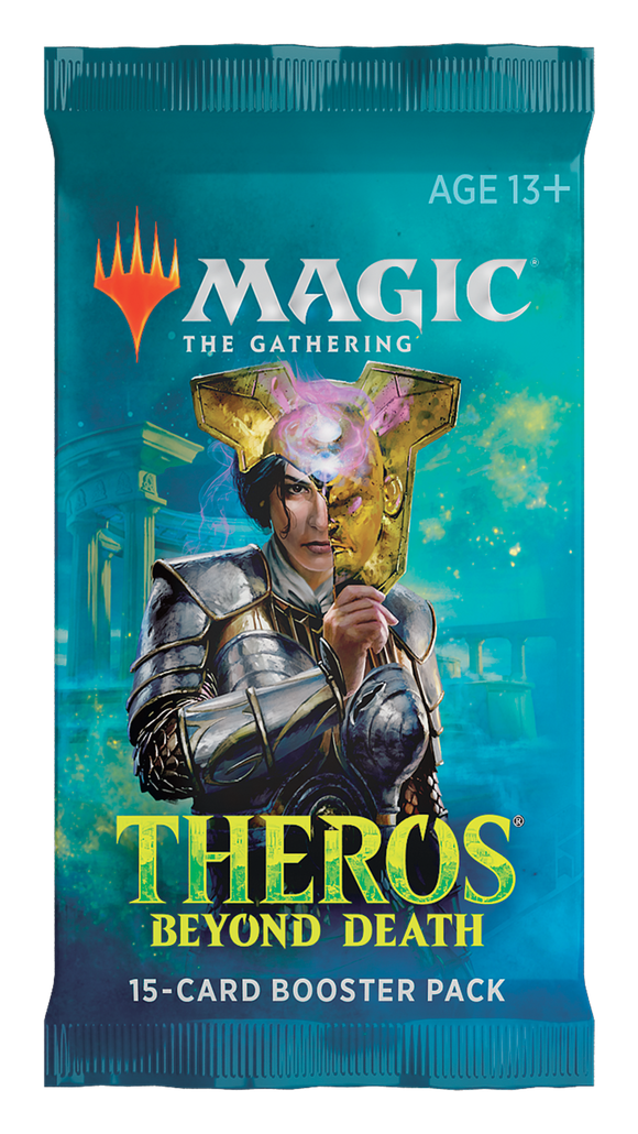 Magic: the Gathering, Theros Beyond Death Booster Pack