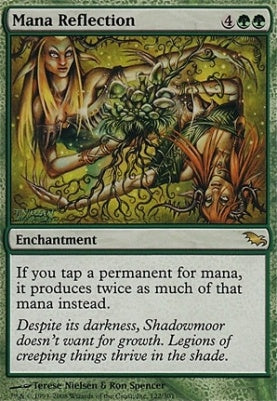 Magic: the Gathering Singles - Mana Reflection