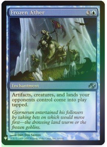 Frozen Aether (FOIL) - MB1
