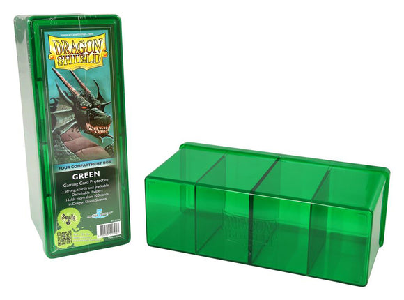 Dragon Shield 4 Compartment Box