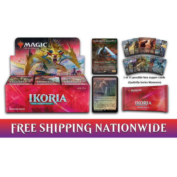 Magic: the Gathering, IKORIA: Lair of Behemoths Booster Box