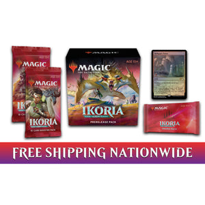 Magic: the Gathering, IKORIA: Lair of Behemoths PreRelease Pack